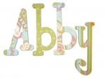 Paisley Brights Hand Painted Wall Letters