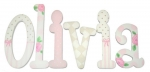 Glenna Jean Ava Painted Wall Letters