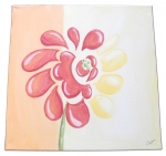 Canvas Paintings - Flower