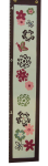 Painted Canvas Growth Chart - Taffy