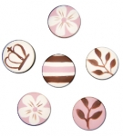 Nail Covers and Knobs - Cocalo Daniella