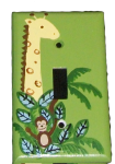 Jaxson Jungle Switch Plates and Outlet Covers