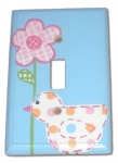 Birdie Switch Plates and Outlet Covers